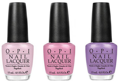 OPI Pirates of the Caribbean nail laqcuer