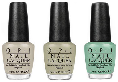 OPI Pirates of the Caribbean nail polish