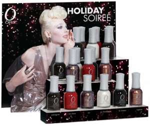 Orly Holiday Soiree Collection