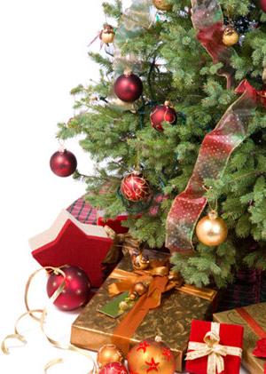 China Glaze Christmas Tree Gifts