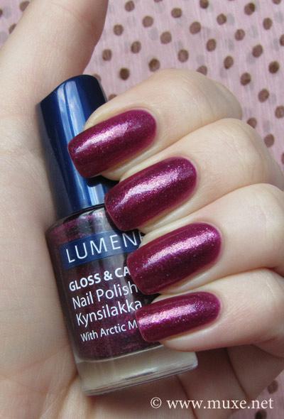 Lumene Magic Moment Nail Polish