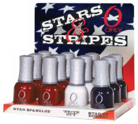 Orly Stars and Stripes Collection