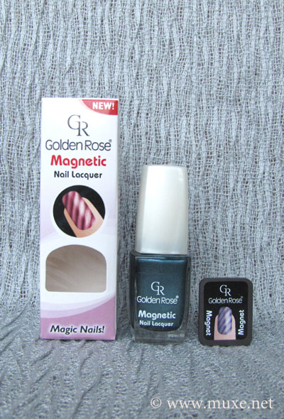 Golden Rose Magnetic Nail Polish 09