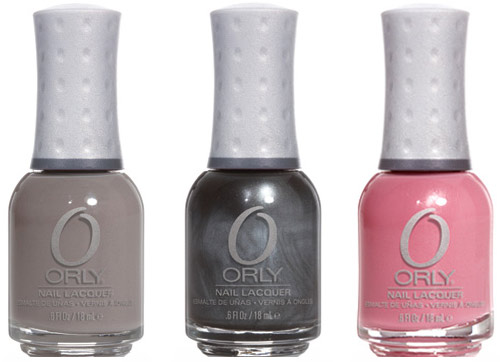 Orly Cool Romance bottles