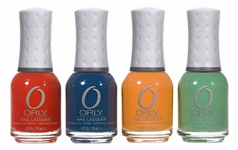 ORLY's Tiki Time collection
