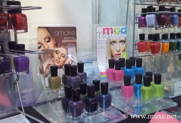Zoya displays
