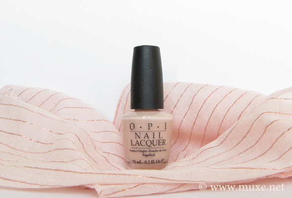 OPI Canberra't Without You NL A51