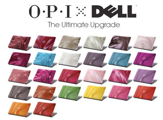 Dell&OPI laptops