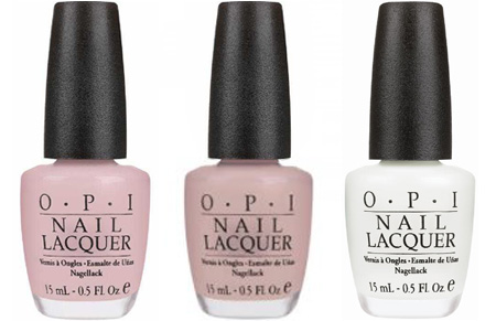 OPI Garden Party colors