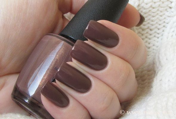 Neutral Polish For Brown Shoes