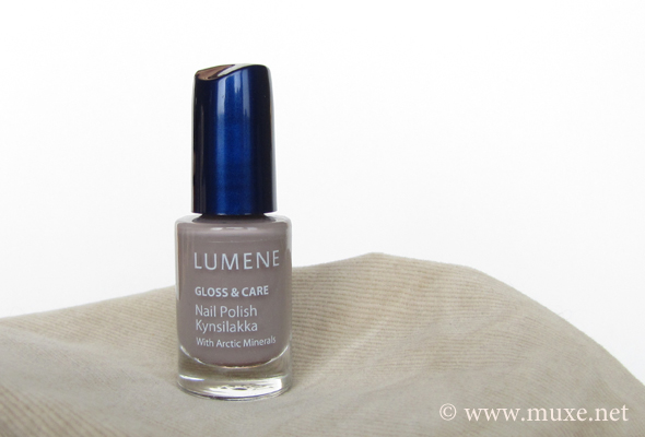 Lumene Late Winter 2 nail polish