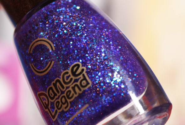 Dance Legend City Lights Fireworks bottle