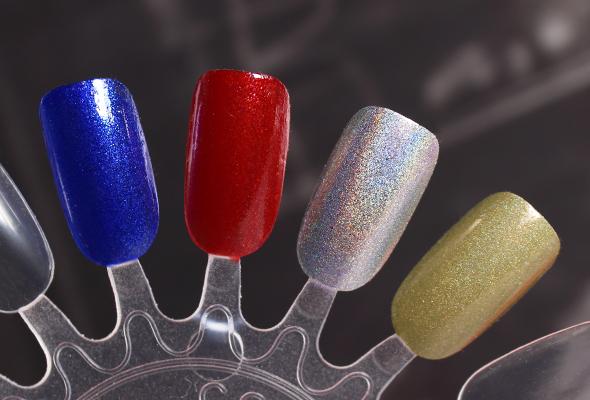 Moo Moo nail polish swatches