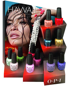 OPI Hawaii collection 2015