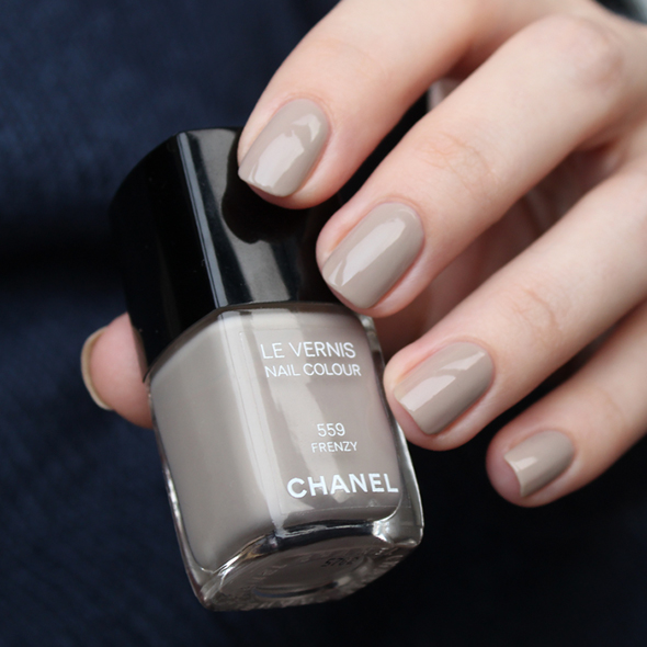 Chanel 559 Frenzy pics swatches and review