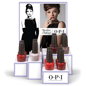 OPI Breakfast at Tiffany's Holiday 2016