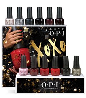 OPI XOXO Holidays 2017