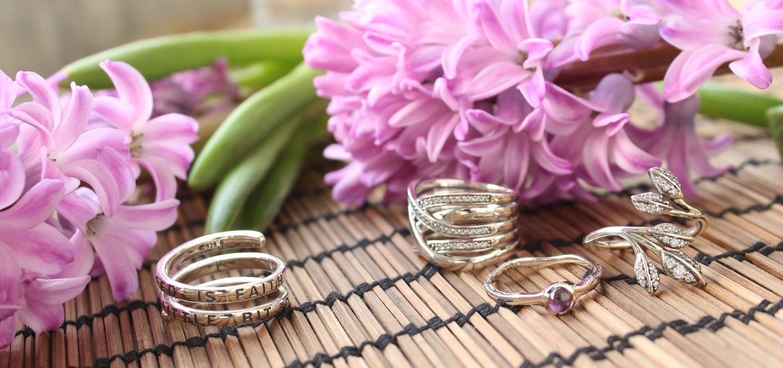 SOUFEEL silver rings