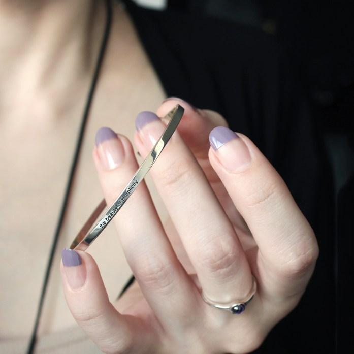 SOUFEEL silver bracelet