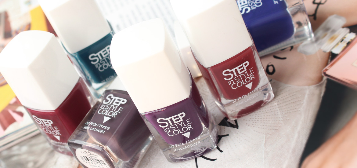 Dance Legend STEP nail polish