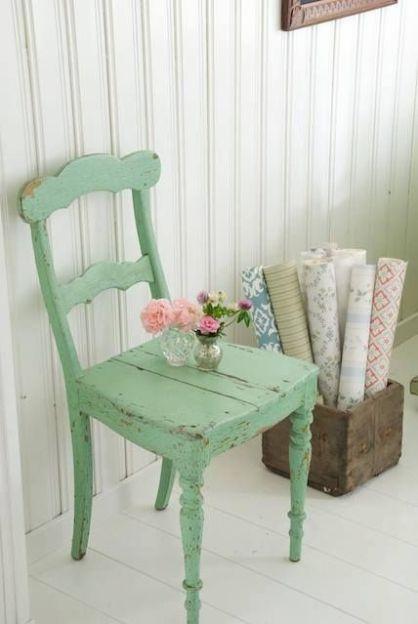 Como lijar una silla de madera - Restaurar una silla de madera ...