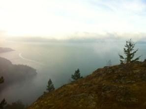 Eagle Cliff, Cypress Island.