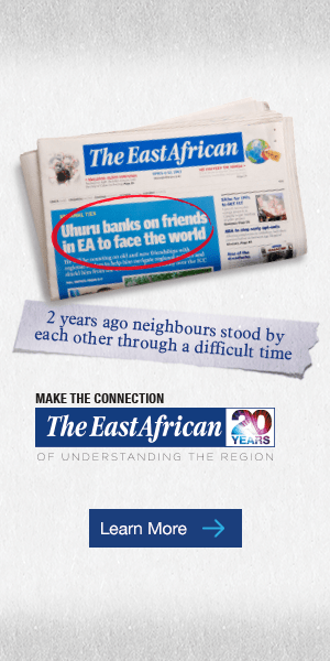 The EastAfrican Newspaper