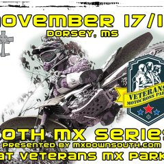 Vet MX Park added to KOTH Schedule Nov 17/18