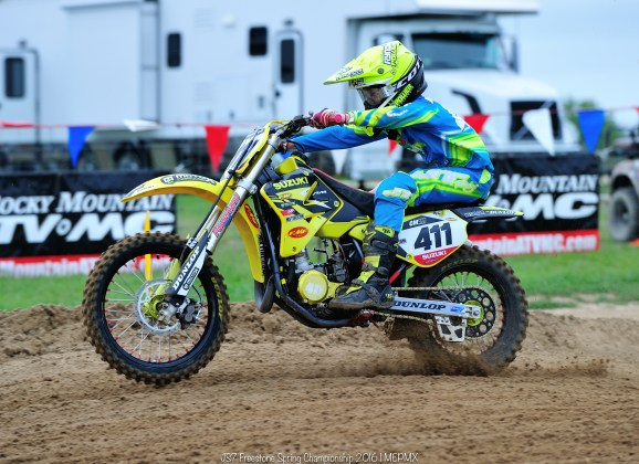 2016 James Stewart Freestone Championship Gallery