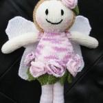 paton rose fairy doll