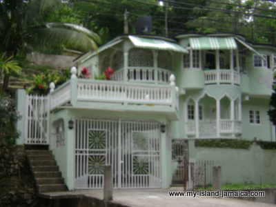 Jamaican Houses - Untainted Pictures Of Typical Houses In ...