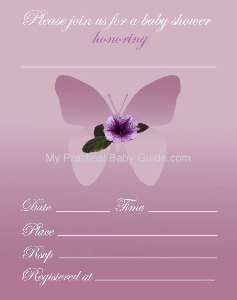 Large Of Baby Shower Invitations For Girls