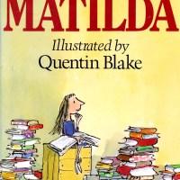 Matilda by Roald Dahl - children's book review