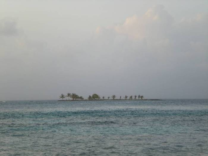 Panama tourist attractions: San Blas sailing