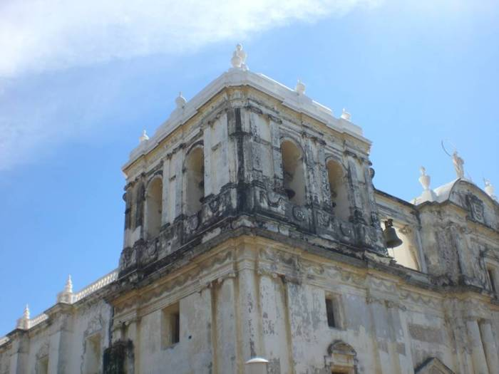 Things to do in Nicaragua: visit Leon