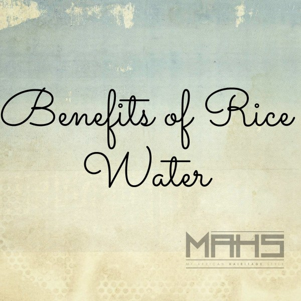 Benefits of rice water feature pic