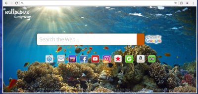 Remove Wallpapers by MyWay from Chrome, Firefox, IE