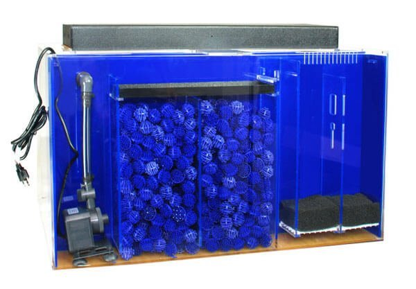 55 Gallon UniQuarium filteration system