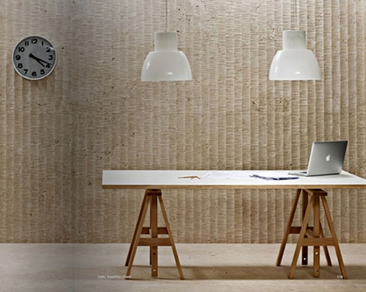 18 Fascinating Interior Textured Wall Designs
