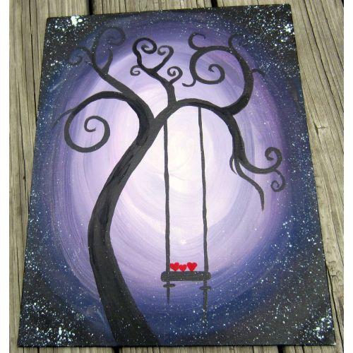 Medium Crop Of Canvas Painting Ideas