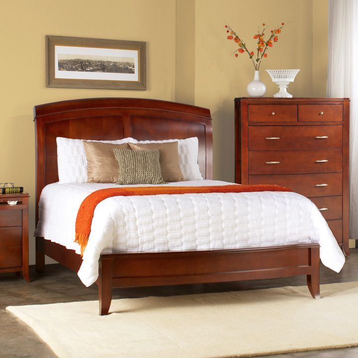 How To Make A Sleigh Bed More Modern