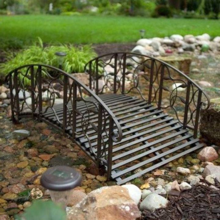 wood work metal garden bridge designs pdf plans