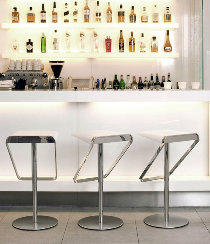 C Modern Home Bar Design In White - Tasteofparis.info