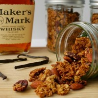 Browned Butter Bourbon Granola