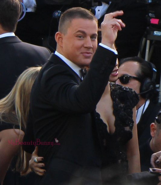 Channing Tatum Oscars 2013