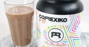 Correxiko Fit Power Workout Protein Powder
