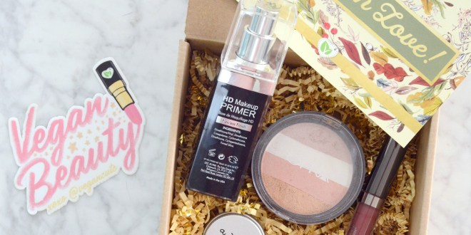 vegan cuts fall makeup box