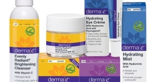 Earth Month Derma E Giveaway