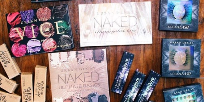 Urban Decay holiday collection