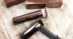 Hourglass Vanish Foundation and Brush Review
